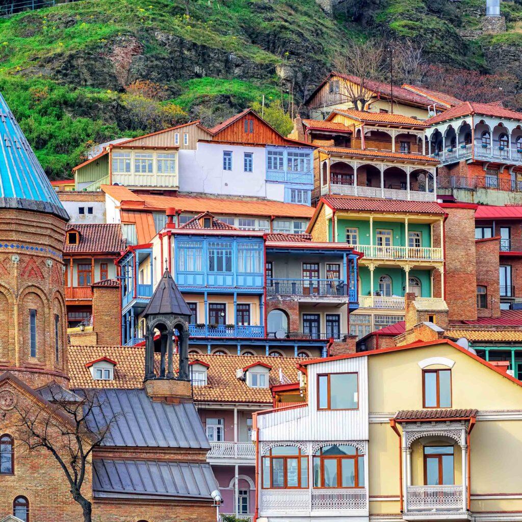 عقارات في تبليسي